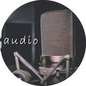 audio - sound engineer
